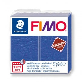 Fimo Leather-Effect Indigo 309