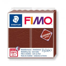 Fimo Leather-Effect Nuez 779