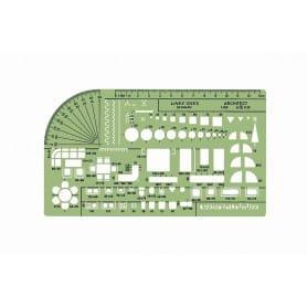 Plantilla Arquitectuta 1258 S Linex