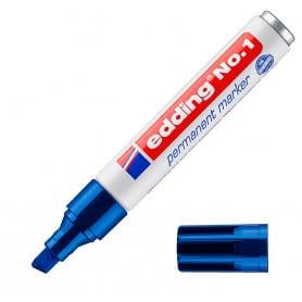 Rotulador Azul Edding 1