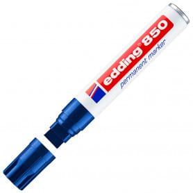 Marcador Azul Edding 850