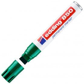 Marcador Verde Edding 850