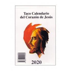 Taco Pared 2020 Corazón de Jesús