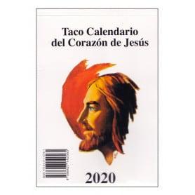 Taco Gigante 2020 Corazón de Jesús