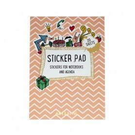 Stickers para Notebooks y Agendas