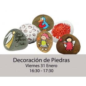 Taller Piedras Vivas Viernes 16:30-17:30