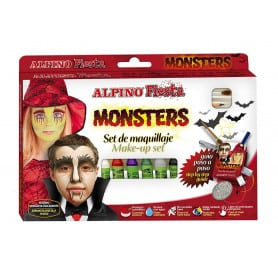 Set Maquillaje Monsters Alpino