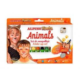 Set Maquillaje Animales Alpino