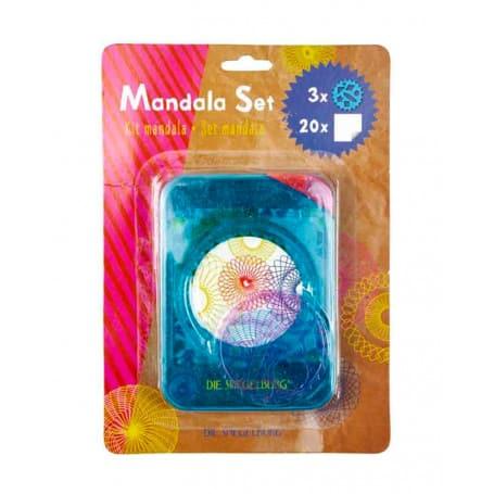 Set Espirógrafo Mandalas