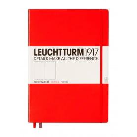 Notebook Master Hoja Puntos Leuchtturm