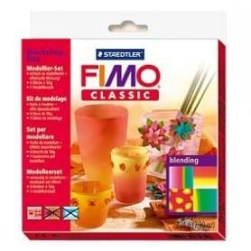 Fimo kits Blending