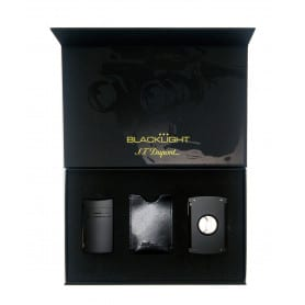 Set Blacklight Fumador S.T.Dupont