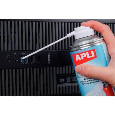 Spray de Aire Comprimido 500 ml Apli