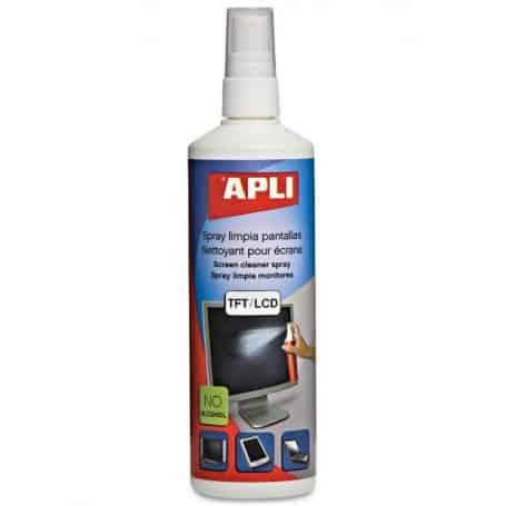 Spray Limpiador Pantallas Apli