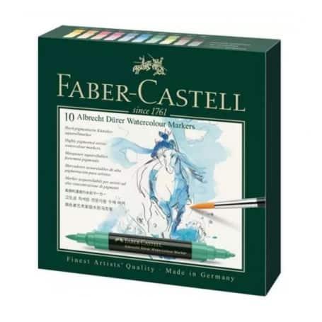 Set Rotuladores Acuarelables Albrecht Dürer Fabber Castell