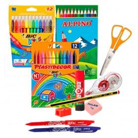 Pack Material Escolar Primaria