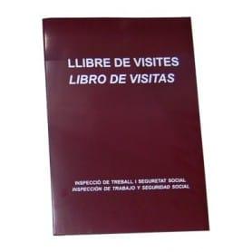Libro de visitas catalán