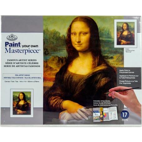 Pintar Obras de Artistas Célebres