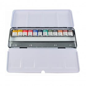 Caja Acuarela Artists Black Box Winsor and Newton