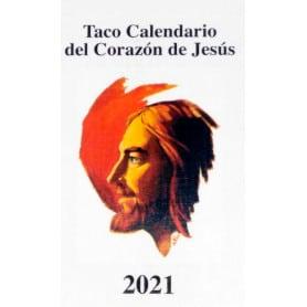 Taco Clásico con Imán 2021 Corazón de Jesús