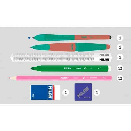 kit-4-estuches-con-contenido-copper-iii-milan-31-piezas