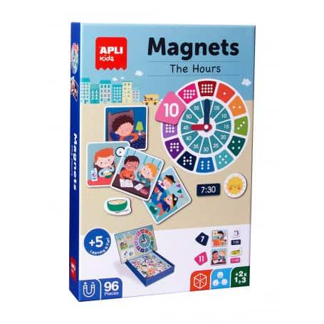 Juego Magnético Mapa Mundi, Apli Kids