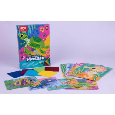 Caja Mosaico Apli Kids