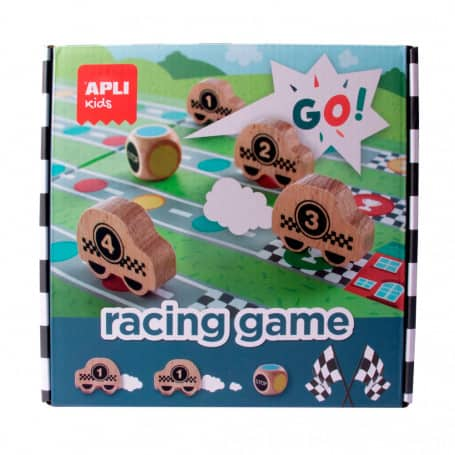 Racing Game Apli Kids