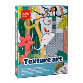 Texture Art Apli Kids
