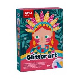 Glitter Art Apli Kids