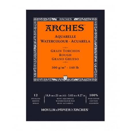 bloc-acuarela-arches-goya-grano-grueso-300-gr-a5