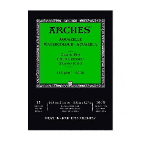 bloc-acuarela-arches-goya-grano-fino-185-gr-a5