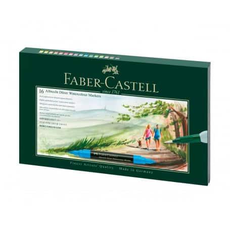 Estuche 16 Marcadores Albreht Durer Faber Castell