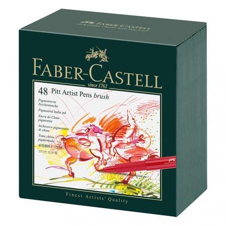 Estuche Rotuladores Pitt Faber Castell