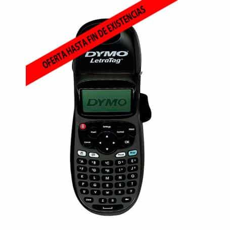 rotuladora-dymo-letratag-100h-negro-edicion-limitada-goya-oferta