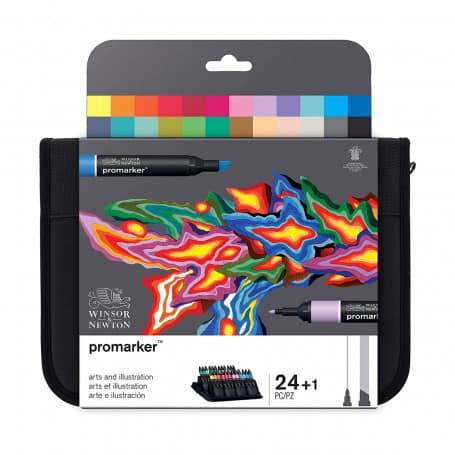 set-promarker-arte-e-ilustracion-winsor-newton-goya