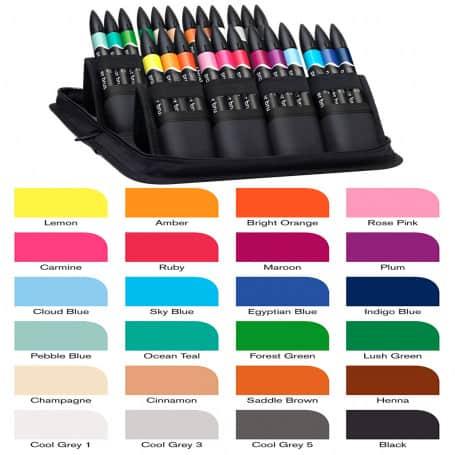 set-24-brushmarker-student-designer-winsor-newton-goya-gama-de-colores