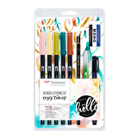 set-blended-lettering-tombow-goya-tiempos-acogedores