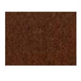 Fieltro Marrón Oscuro 45X30 cm 4 mm de grosor