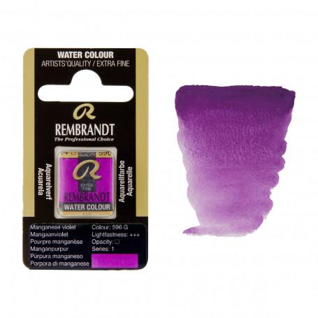 acuarela-rembrandt-medio-godet-serie-1-goya-596-purpura-manganeso