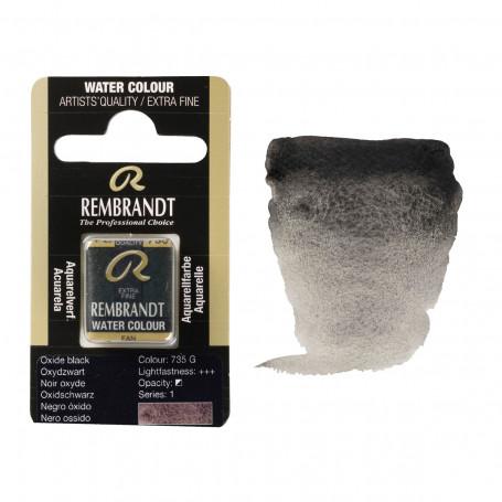 acuarela-rembrandt-medio-godet-serie-1-goya-735-negro-oxido