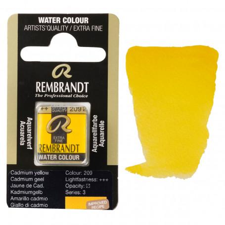 acuarela-rembrandt-medio-godet-serie-3-goya-209-amarillo-cadmio