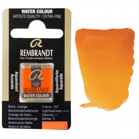 acuarela-rembrandt-medio-godet-serie-3-goya-297-anaranjado-benzimidazol