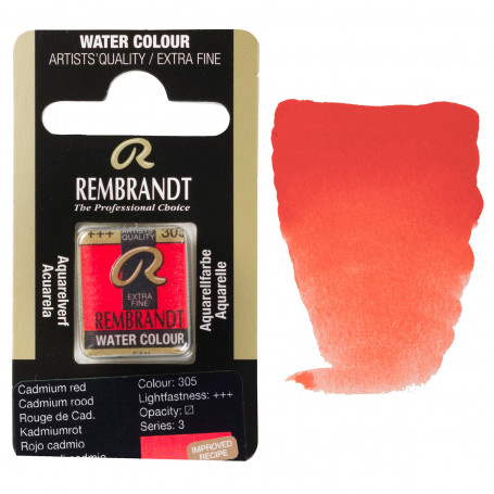 acuarela-rembrandt-medio-godet-serie-3-goya-305-rojo-cadmio