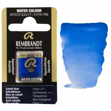 acuarela-rembrandt-medio-godet-serie-3-goya-511-azul-cobalto