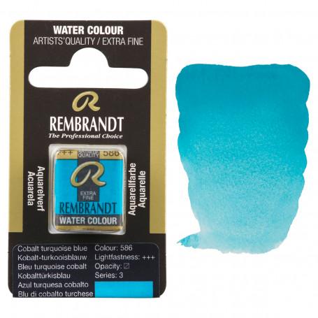 acuarela-rembrandt-medio-godet-serie-3-goya-586-azul-turquesa-cobalto