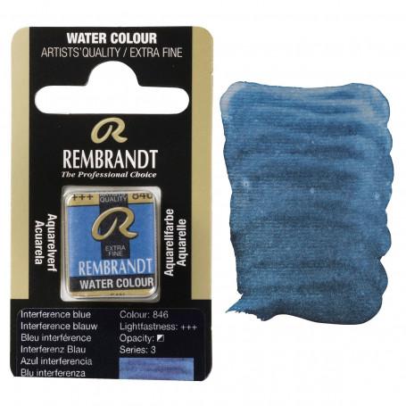 acuarela-rembrandt-medio-godet-serie-3-goya-846-azul-interferencia