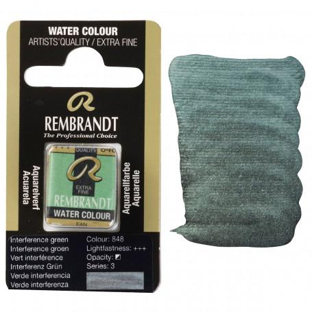 acuarela-rembrandt-medio-godet-serie-3-goya-848-verde-interferencia