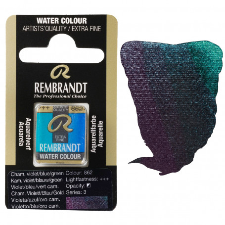 acuarela-rembrandt-medio-godet-serie-3-goya-862-violeta-azul-oro-camaleon