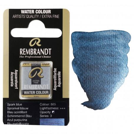 acuarela-rembrandt-medio-godet-serie-3-goya-865-azul-purpurina